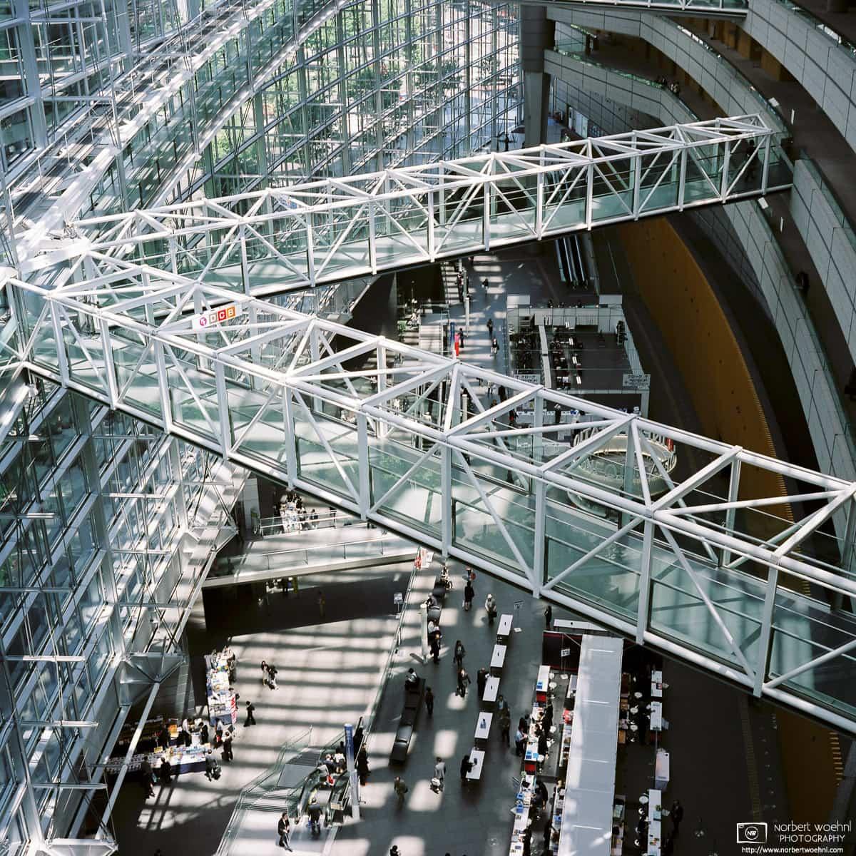 Tokyo International Forum, Tokyo, Japan Photo