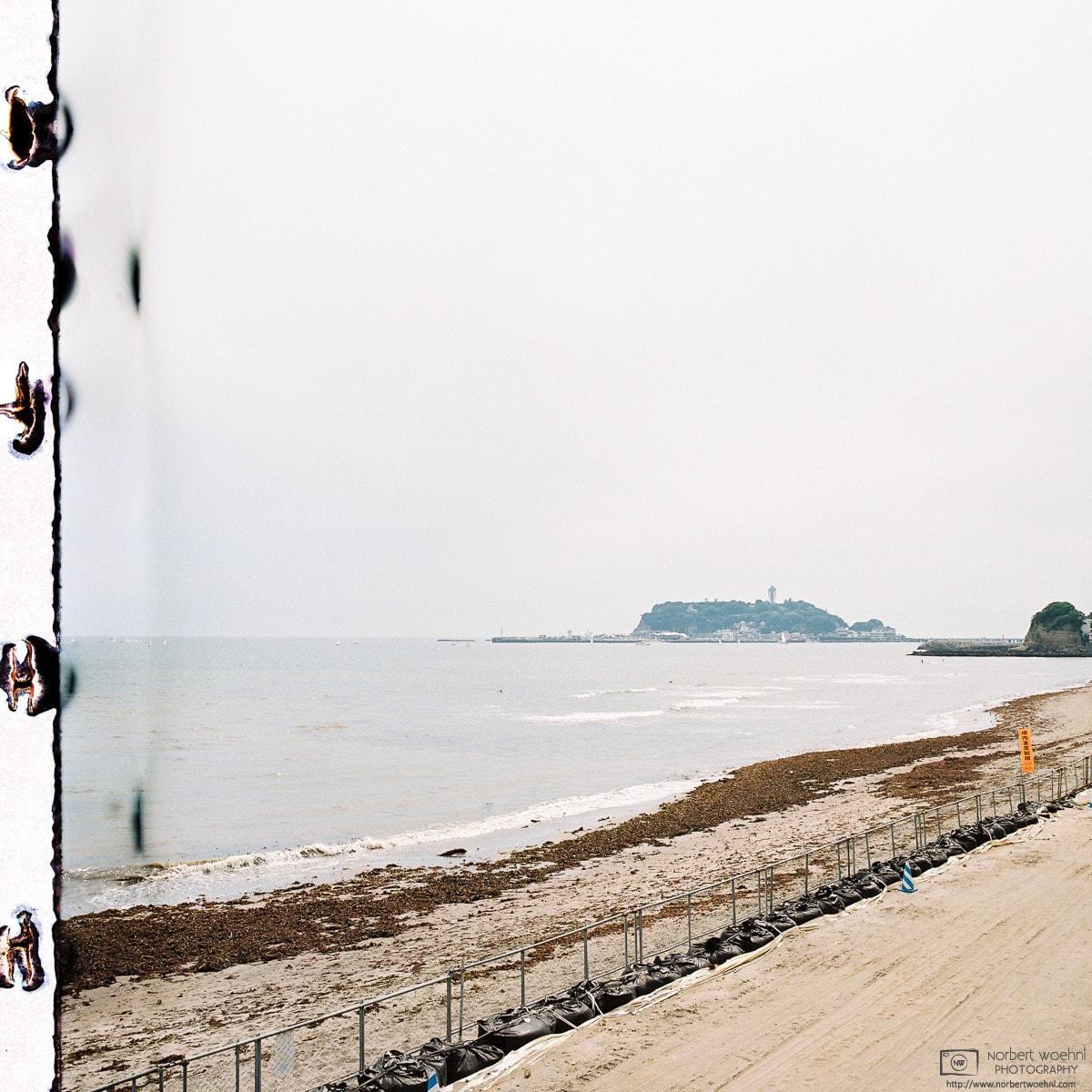 Kamakurakokomae Beach, Kamakura, Japan