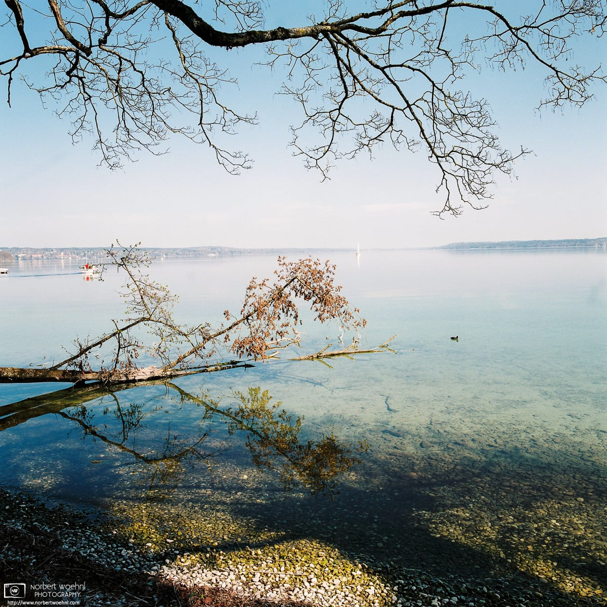 By the Lakeside, Bernried, Starnberger See, Bayern, Germany Photo